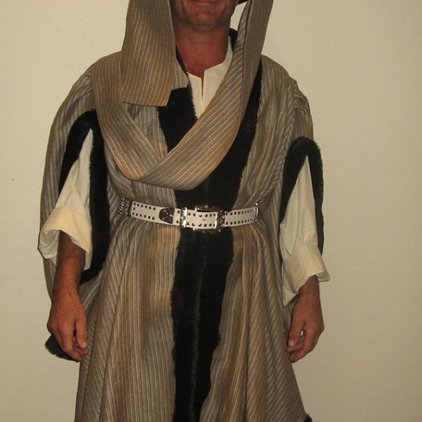 Costume médiéval fantaisie